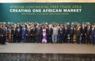 L'entrée en vigueur de l'accord de Zone de libre-échange continentale africaine