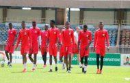 Harambee Stars se prépare en France pour affronter l'Algérie