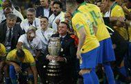 Le Brésil oublie l'absence de Neymar et fête son neuvième titre de la Coupe d'Amérique