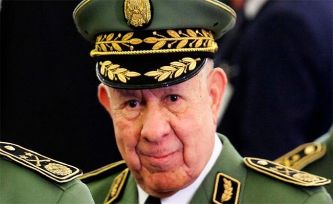 Le général –Major Saïd Chanegriha en visite d'inspection à Ouargla