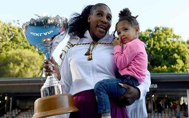 Serena Williams réalise sa première grande victoire depuis 2017