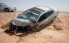 Cinq ressortissants algériens d'une même famille trouvent la mort dans un accident de la route en Tunisie