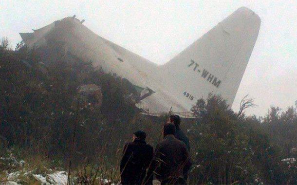 Deux personnes tuées dans le crash d'un avion militaire à Oum El Bouaghi