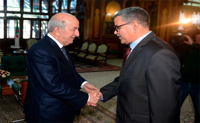 Tebboune ordonne le premier ministre d'élaborer un projet de loi criminalisant les discours de la haine et du racisme