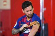 Messi voit des choses «étranges» à Barcelone après une dispute sur les réseaux sociaux