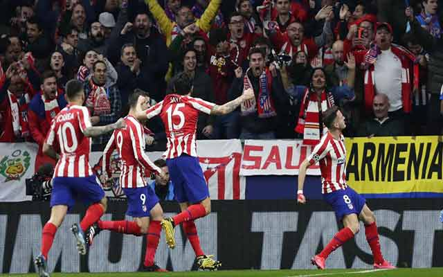 League des champions : Atlético de Madrid bat le Liverpool