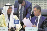 Le marché du pétrole reste stable