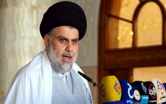 Moqtada al-Sadr rejetterait tout vaccin contre le coronavirus fabriqué par les États-Unis