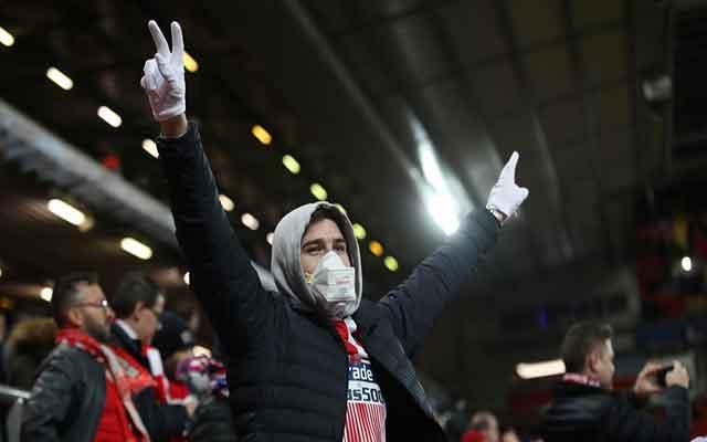 L'Atletico Madrid est-t-il responsable de la propagation de Corona à Liverpool?