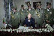 Une nouvelle association en Algérie annonce un document d'indépendance vis-à-vis du régime militaire