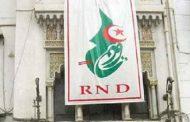Tayeb Zitouni remplace  Mihoubi à la tête du parti RND