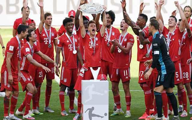 Bundesliga : une fin heureuse pour le Bayern Munich et une chute retentissante pour Dortmund