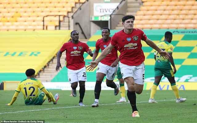 Manchester United élimine Norwich en prolongation en FA Cup
