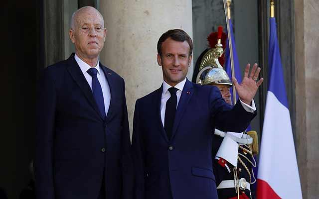Les dessous de la visite du président tunisien en-France