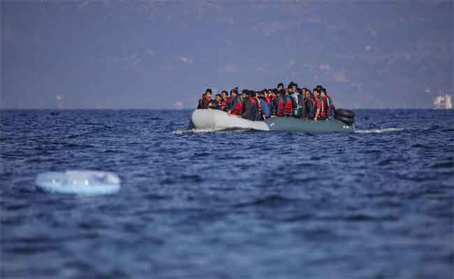 Mostaganem : Mise en échec d'une tentative d'émigration clandestine, 16 harragas interceptés