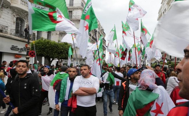 Le retour des manifestations en Algérie a coïncidé avec une augmentation record du nombre de cas positifs de Coronavirus!!!
