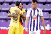 Barcelone reste dans la lutte pour le titre grâce à un but solitaire de Vidal