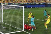Barcelone s'impose contre Villarreal 4-1