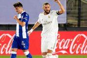 Le Real Madrid franchit une nouvelle étape vers le titre en battant Deportivo Alavés 2-0