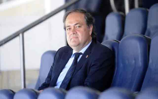 Peine sévère pour le président de la Real Sociedad