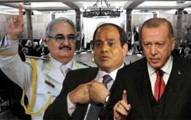Quel est le rôle de l'Égypte dans la crise en Libye