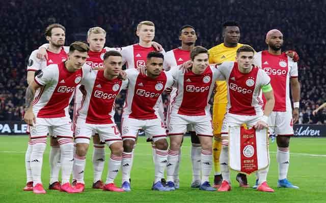Ajax Amsterdam enregistre 13 cas confirmés de Coronavirus
