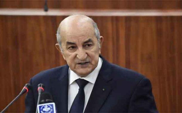 Le  général Nouredine Gouasmia , nouveau commandant de la Gendarmerie nationale