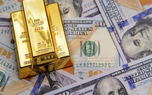 L'or continue d'enregistrer des records au milieu de la baisse du Dollars