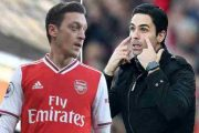 Pourquoi c'est difficile pour Ozil de s'intégrer dans l'équipe d'Arsenal selon Arteta ?