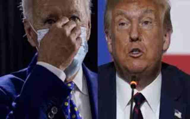 Comment Donald Trump s'est attaqué encore à Joe Biden ?