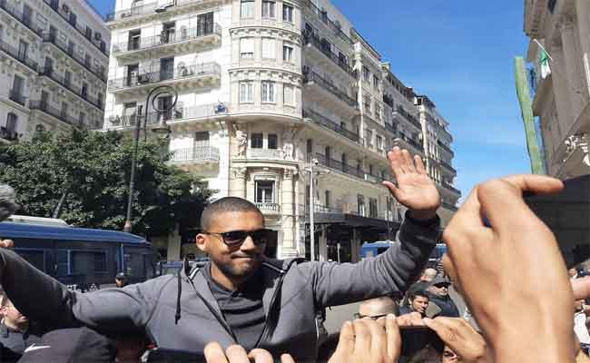 La Cour d'Alger : Deux ans de prison ferme pour le journaliste Khaled Drareni