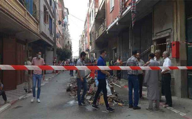 Drame à Alger : Une explosion de gaz fait huit bléssés au quartier à El Hamiz