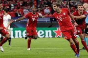 La SuperCoupe d'Europe : le cadeau de Martinez au Bayern avant son départ