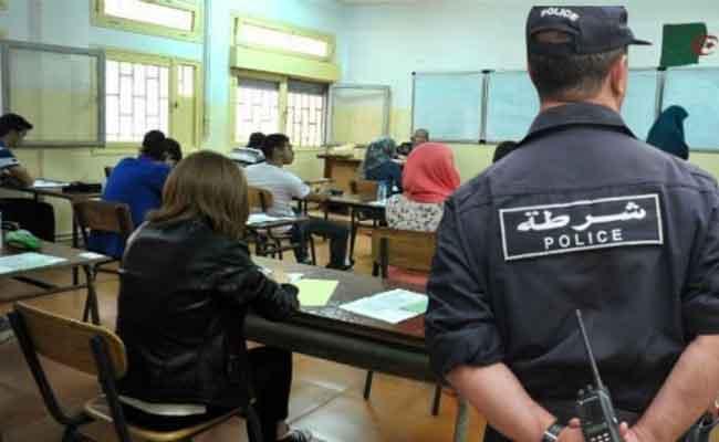 Un étudiant interpellé à Khenchela pour « diffusion et fuite des sujets du Bac » sur les réseaux sociaux