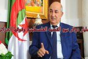 Comment Tebboune troque t-il la cause palestinienne et veut faire passer la constitution des généraux ?