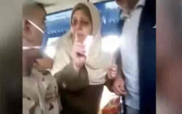 Égypte : un incident dans un train fait rage sur les réseaux sociaux