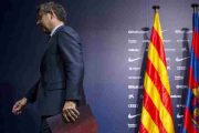 Bartomeu va-t-il démissionner du Barça ?