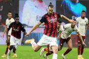 Deux buts d'Ibrahimovic ne suffisent pas à Milan pour gagner