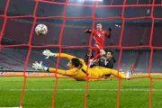 Lewandowski, le troisième meilleur buteur de l'histoire en Ligue des champions