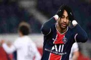 Le Paris Saint-Germain a de nouveau perdu des points en Ligue 1