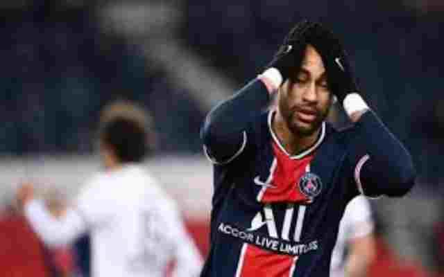 Le Paris Saint-Germain a de nouveau perdu des points en Ligue 1