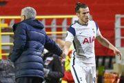 Mourinho : Le contrat de prêt de Gareth Bale ne sera pas prolonger
