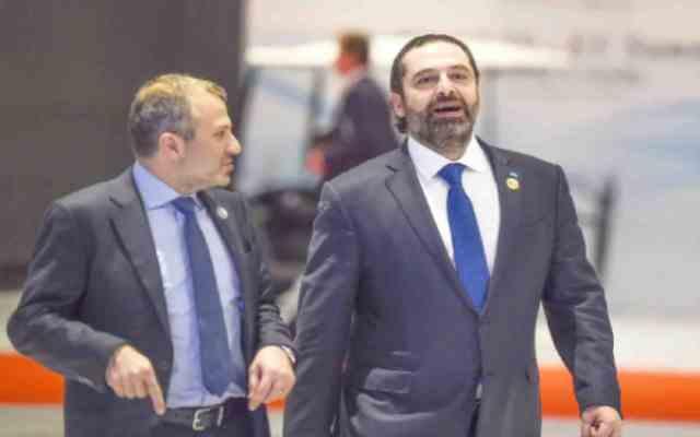 Liban : Bassil refuse de participer au gouvernement de Saad Hariri