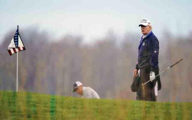 Baskeball : Des clubs de la PGA refusent de jouer la compétition de Trump
