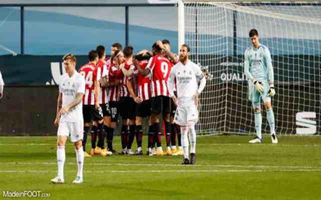 L'Athletic Bilbao a remporté une grande victoire contre le Real Madrid