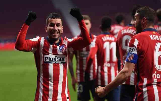 L'Atletico Madrid progresse avec une précieuse victoire sur Séville