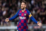 Lionel Messi a été nommé meilleur meneur de jeu de la dernière décennie