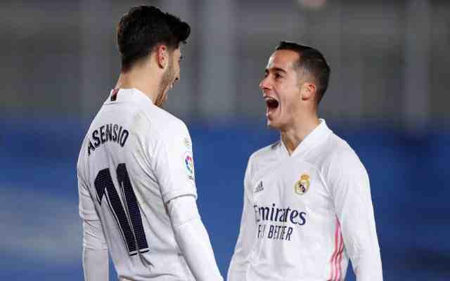 Le Real Madrid se place temporairement à la tête de La Ligue espagnole