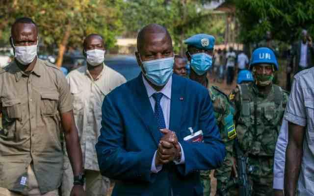 Touadéra réélu président de la République centrafricaine