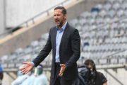 Coupe Nedbank : L'entraîneur Zinnbauer prêt pour le match contre Ernst Middendorp